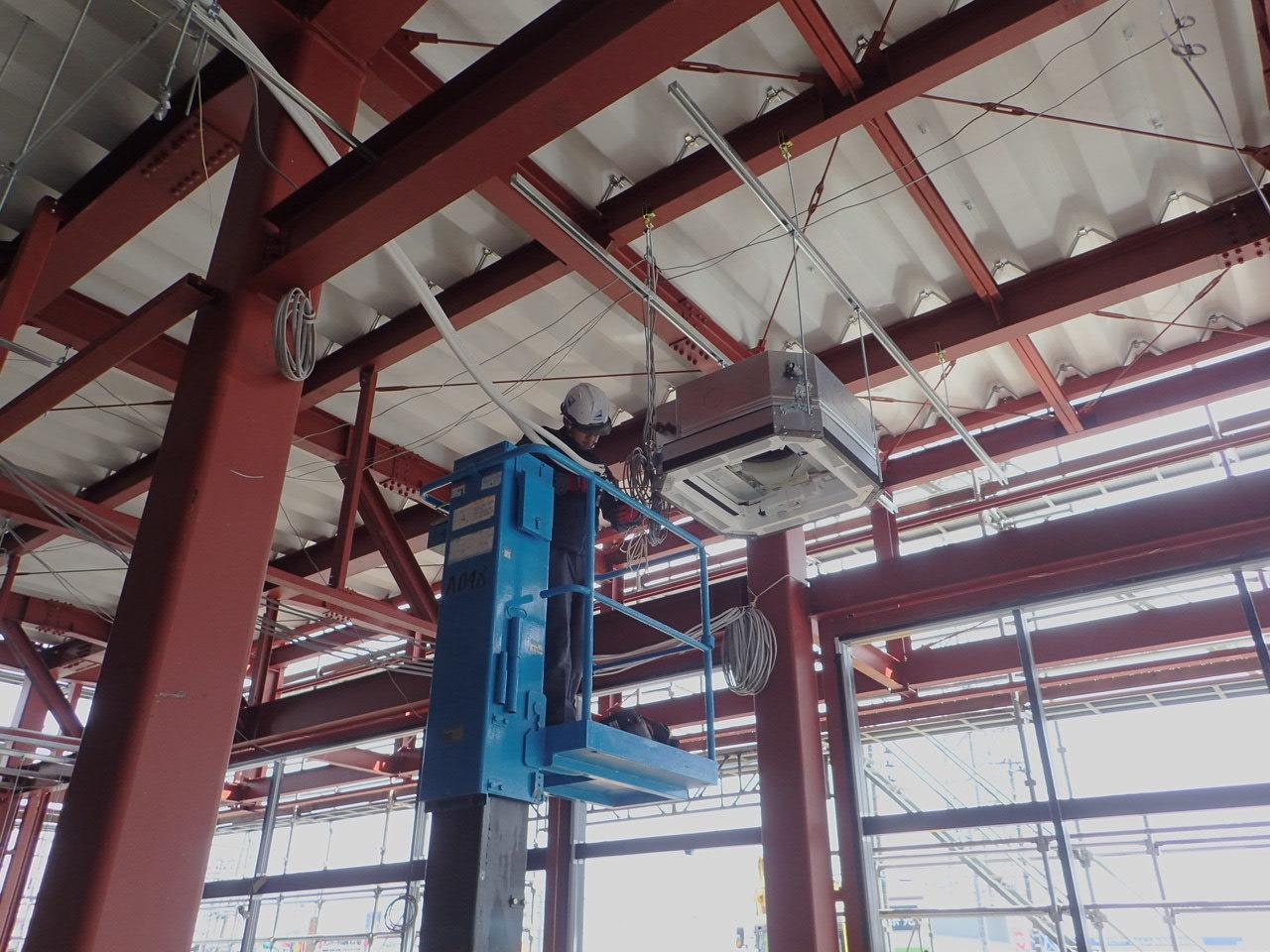 空調設備工事 空調職人